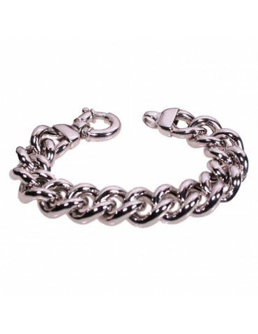 Bracciale grumetta in argento