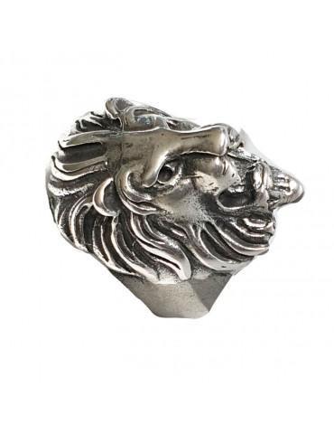 Anello leone In argento 925